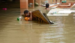 Flood waters continue to recede in Assam; One dead
