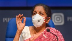 Nothing should threaten bankers' safety: FM Sitharaman