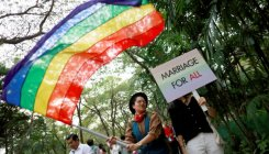Thai Cabinet approves bills allowing same-sex marriages