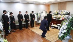 Prez Moon under fire over sex offender's family funeral