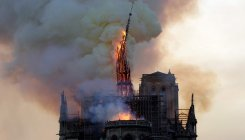 Notre Dame Cathedral to rebuilt as before