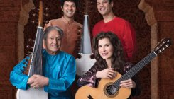Sarod meets guitar in string music celebration