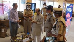 Bengaluru: Top cop visits station, reassures his men