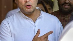 Rahul Gandhi seeks cancellation of varsity exams