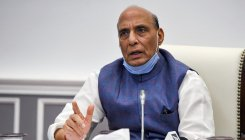 Rajnath discusses Ladakh row with US Defence Secy