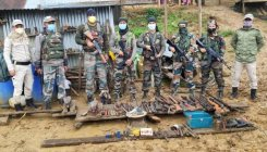 Illegal arms factory unearthed in Uttar Pradesh