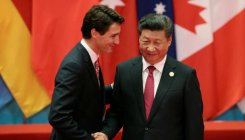 Canada not looking to impose China sanctions for now