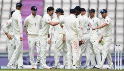 1st test: West Indies 159-3 close in on England's total