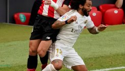 Real Madrid's Marcelo could miss rest of La Liga season