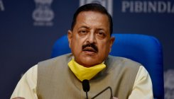 Terrorists 'on the run' in J&K: Jitendra Singh