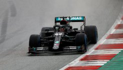 'Heart in my mouth': Hamilton storms to Styrian GP pole