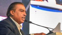 Ambani's Jio receives $4 billion payment for stake sale