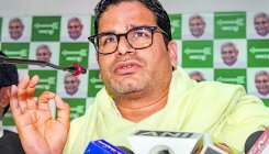 Prashant Kishor takes a dig at Nitish over Bihar polls