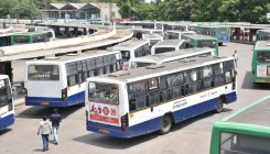 Shops inside BMTC, KSRTC bus terminals decide to close