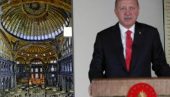 Reactions: Erdogan statement on Hagia Sophia