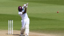Windies' Blackwood defies England in 1st Test thriller