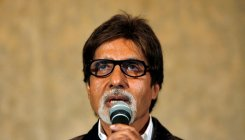 Security beefed up outside Amitabh Bachchan's home