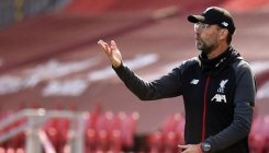 Klopp frustrated as Burnley end Liverpool's home run