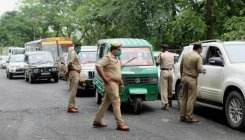 UP cops arrest 2 from MP for harbouring Dubey's aides