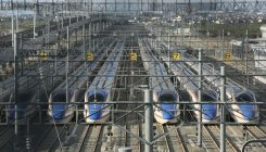 Govt in talks with Japan to reduce bullet train cost