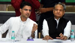 Pilot rebels, pushes Rajasthan's Gehlot govt to brink