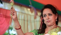 Hema Malini denies rumours of her hospitalisation