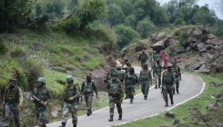Pak shells forward areas along LoC in Jammu and Kashmir