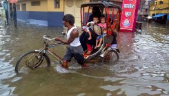 Rain lashes parts of Uttar Pradesh