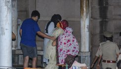 Vikas Dubey's family returns to Lucknow after cremation