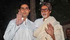 Amitabh, Abhishek are stable: Hospital sources