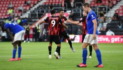 Bournemouth boost survival hopes as they stun Leicester