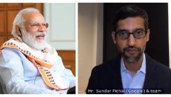 PM interacts with Sundar Pichai, terms it 'fruitful'