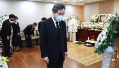 Seoul mayor's funeral held despite objections