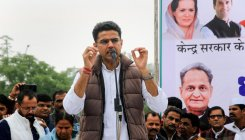 Raj: BJP in 'wait and watch' mode on Pilot's rebellion