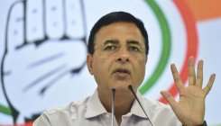 Cong govt in Rajasthan will finish full term: Surjewala