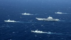 Does India support US on rejecting China's SCS claim?