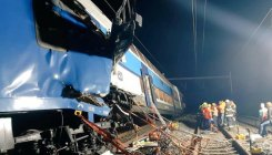 Dozens injured, 1 killed in second Czech train accident