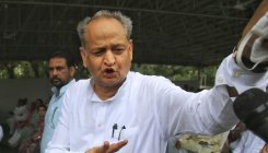 Gehlot accuses Pilot of conspiring with BJP