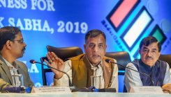 Lavasa named ADB vice-president, to quit poll panel