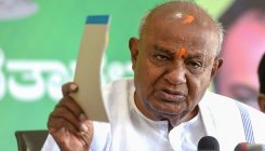 Failed to protect loyal leaders while in power: Gowda