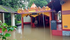 Low-lying areas marooned in Udupi