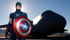 Chris Evans to gift Captain America shield to young boy