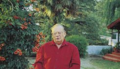 Mom said I could be a clerk: Ruskin Bond