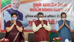 Cong did not enact law against triple talaq: Ministers