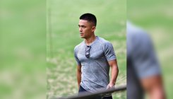 Sunil Chhetri voted 2019 Asian Cup's favourite player