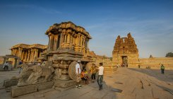 The enduring allure of Hampi