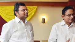 P Chidambaram's son, Karti, tests positive for Covid-19