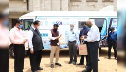 IISc mobile testing lab handed over to BMCRI