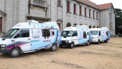 Covid-19: IISc mobile testing lab handed over to BMCRI