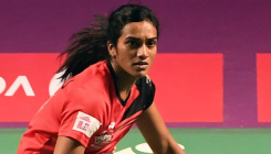 Sindhu, Praneeth resume training after Covid-19 break